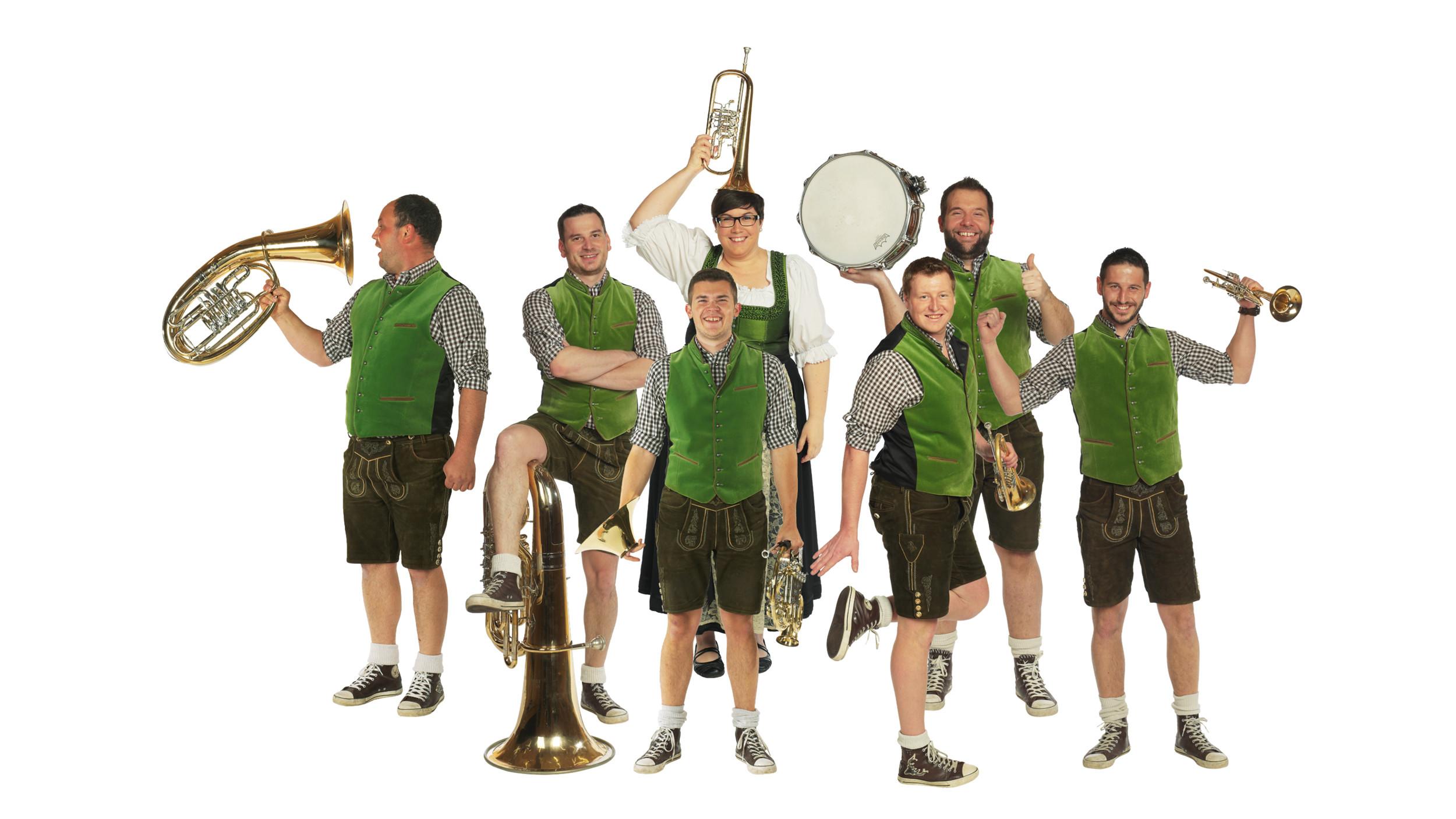 Gruppenbild BuchBrass